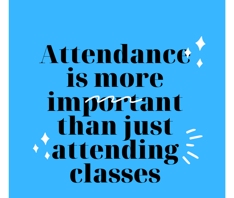 Benefit of Attendance Taking to schools