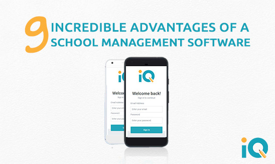 9 incredible advantages of a school management software
